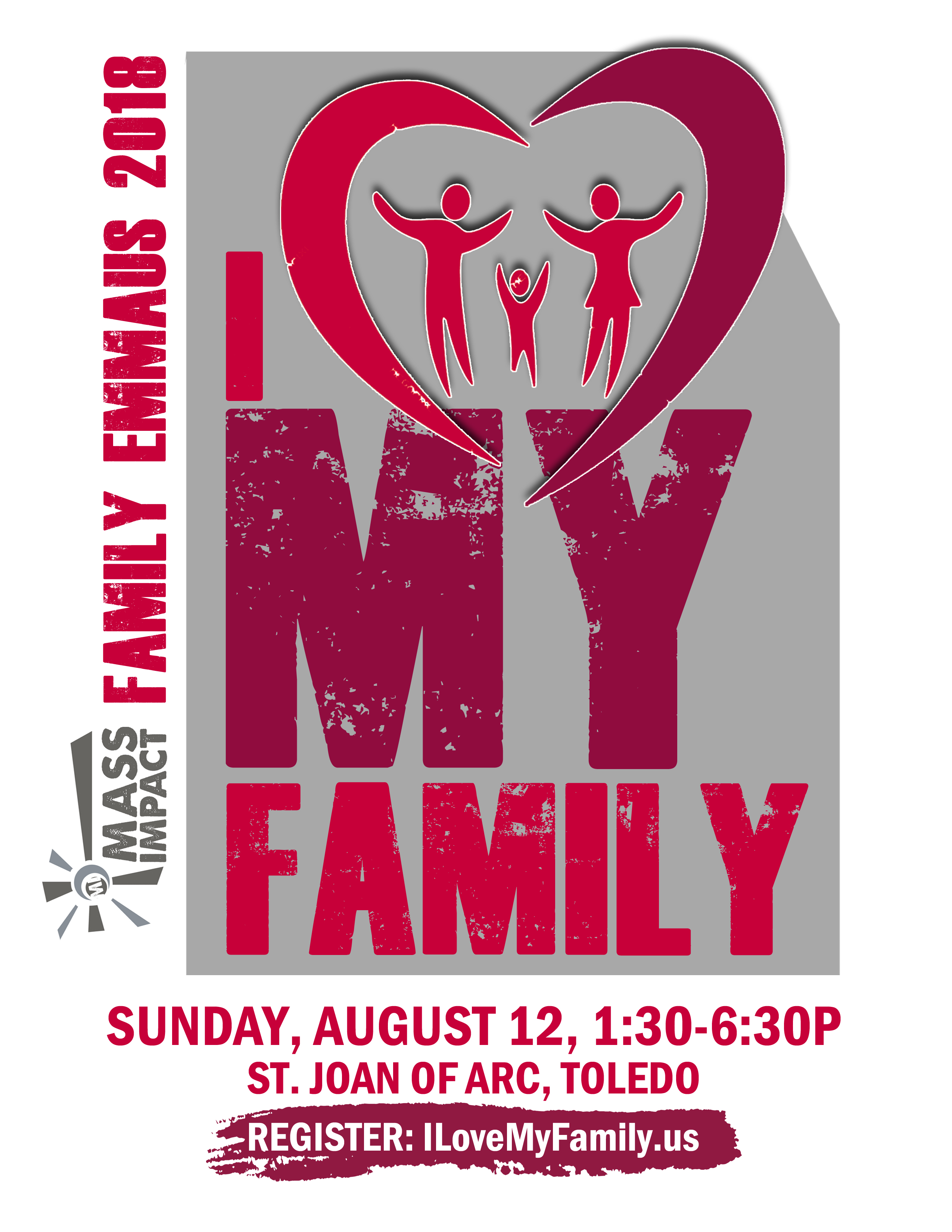 FAMILY EMMAUS POSTER